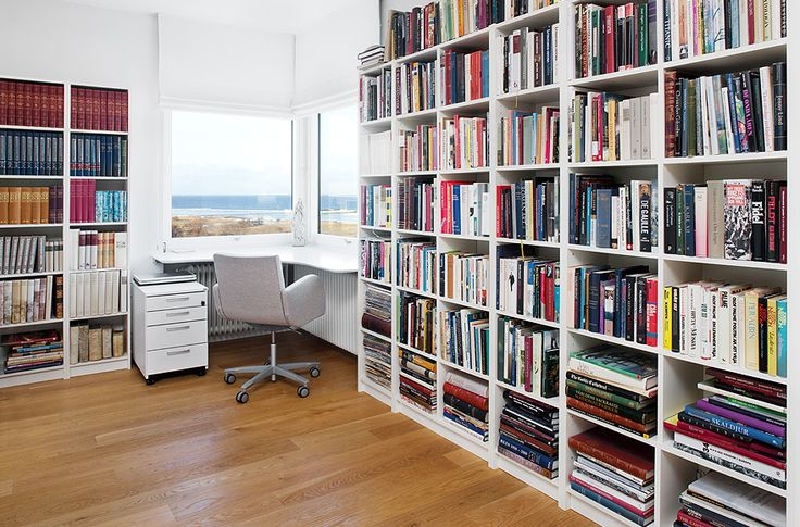 Surrounded by Shelves:  Original source: Skeppsholmen, viaHIYDHO.