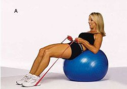 The thigh blaster tones your butt while firming the backs of your thighs: Thighs Blaster, Abs Exercise, Leg Exercises, Legs Exercise, Strength Training, Ab Exercises, Thighs Exerci, Thigh Workouts, Thighs Workout