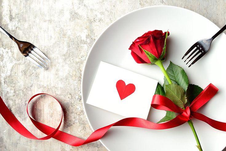 Sorprende a tu pareja con una cena romántica para San Valentín - https://decoracion2.com/una-cena-romantica-para-san-valentin/ #Cena_Romántica, #Decoración_De_La_Mesa, #Menú_Para_Una_Cena_Especial