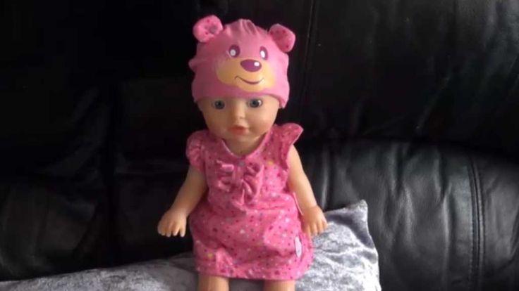 Shocked mum says daughter's birthday doll swears