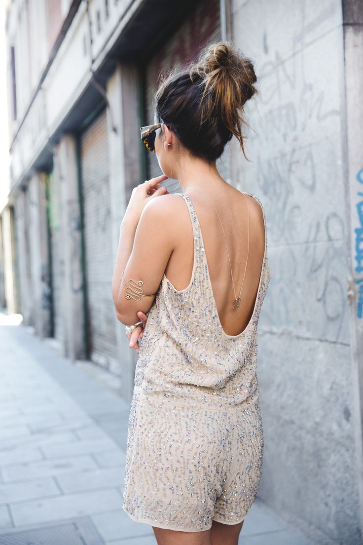 Collage Vintage / Daytime Sequins // #Fashion, #FashionBlog, #FashionBlogger, #Ootd, #OutfitOfTheDay, #Style