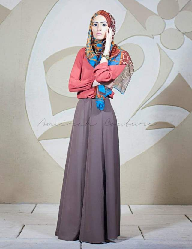 Amirah Couture Hijab Collection AC Hijab Line 2012 13 by Amirah Couture 1