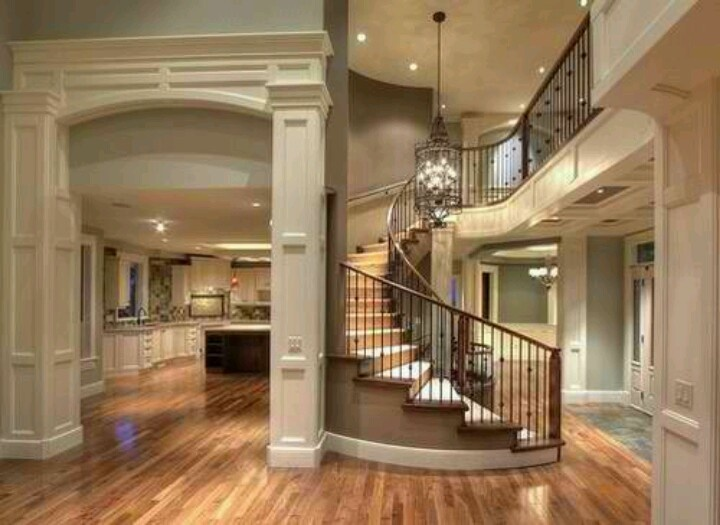 Love The Staircase Inside Outside Around And