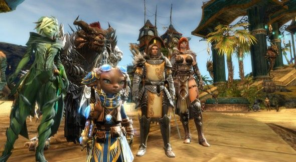 Holidaying in Tyria this Spring? Here's The Forecast - Upcoming Guild Wars 2 extras