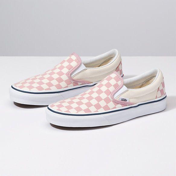 Checkerboard Classic Slip-On | www.vans