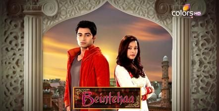 Beintehaa 1st August 2014 | FREE Deshi TV Beintehaa is a Muslim Social encompassing a passionate love story of Zain and Aliya. Set against a landscape of earthy Bhopal and buzz of Mumbai, Beintehaa is a saga of finding your soul mate in the unlikeliest of places and learning to cherish the elusive emotion of love.Zain is a rich kid, Aliya is a lower middle class girl… .