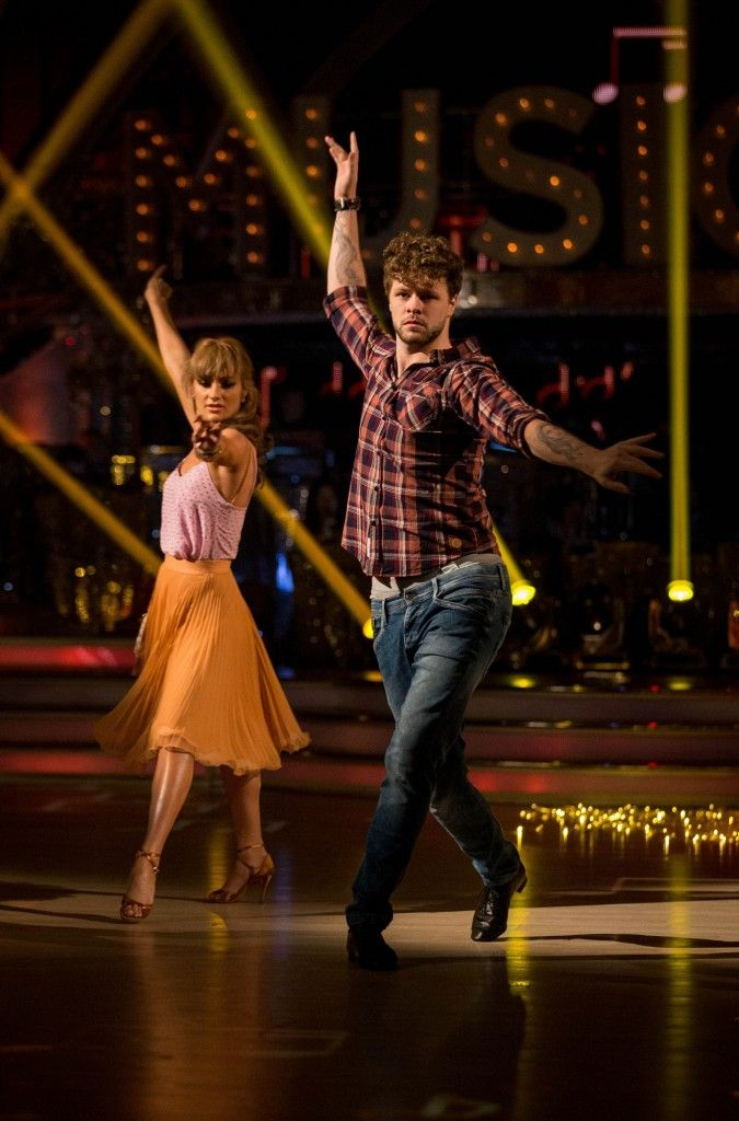 Strictly Come Dancing 2015 - The Quarter Finals - Jay and Aliona
