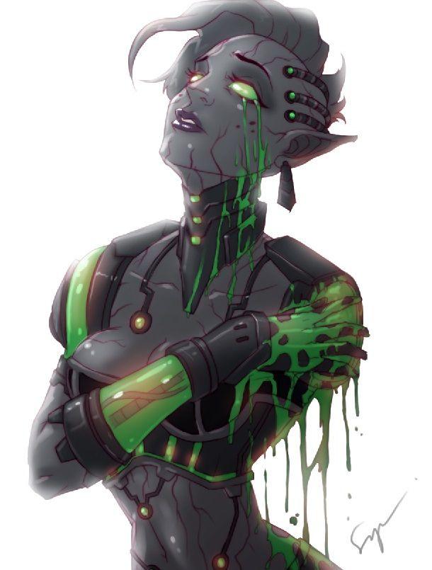 Broken Mordesh By Suppa Riderdeviantartcom On At Deviantart Lifes