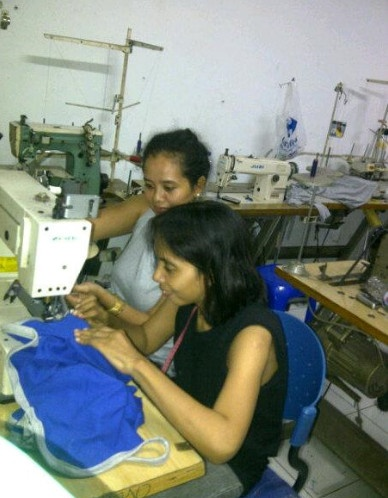 "ADOPTA BALI  ""We do anything for best future.""  Five women victims from the 2002 Bali Bombing , have joined together and created a small sewing business making  t.shirts, polo shirts, calico bags ,hats etc. They need our support. Next time you visit Bali, please visit them and make some purchases. Their details can be found at:  https://www.facebook.com/profile.php?id=100001213344606=info"