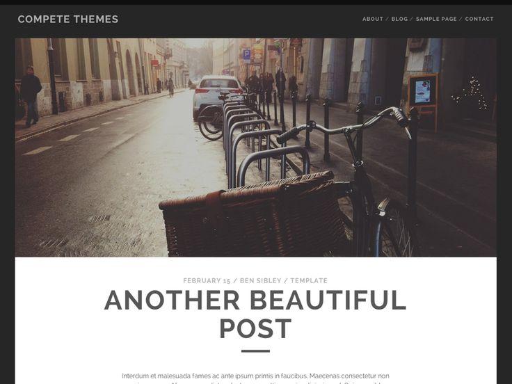71 mejores imágenes de WordPress Themes en Pinterest | Tema de ...