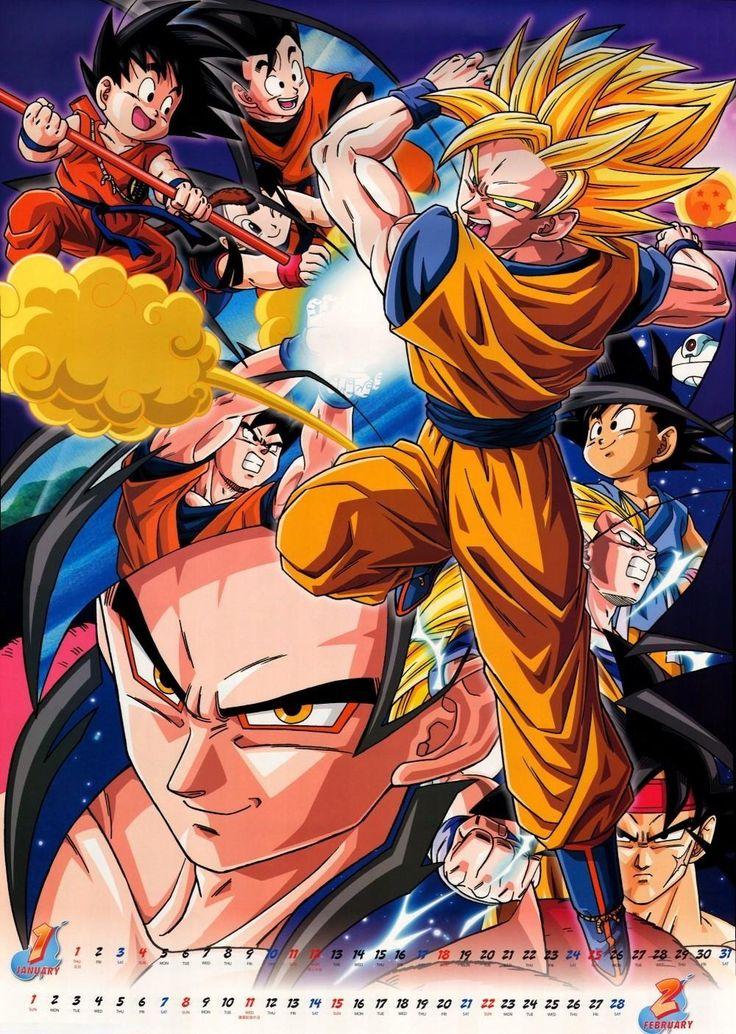 Goku to Vegeta Images de Dragon Ball Z Movie 12 : Fukkatsu no Fusion!
