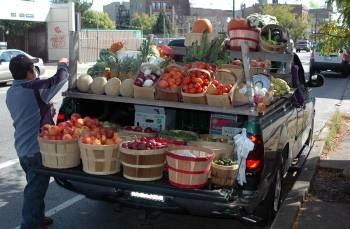 44 best images about old truck produce stand on pinterest fruits and vegetables beltane and. Black Bedroom Furniture Sets. Home Design Ideas