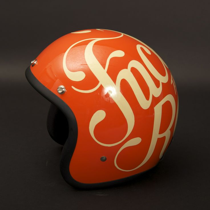 Helmet / casque :  for gentlemen's factory / design : bruno allard