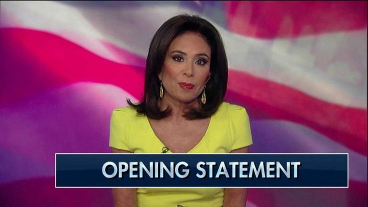 In her Opening Statement on Saturday, Judge Jeanine Pirro ripped NFL Commissioner Roger Goodell and the slew of NFL players and owners who criticized President Trump.