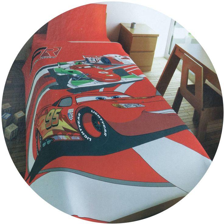 Copriletto Disney!  #Cars #saettamcqueen http://www.carillobiancheria.it/calda-coperta-plaid-effetto-pelliccia-disney-cars-per-letto-singolo-m118-p-10076.html
