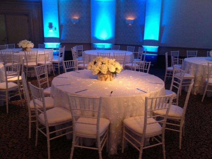 All white is such a classic and gorgeous choice for weddings and it never goes out of style. #affairstoremember #allwhite #wedding #timeless #elegant #tbt #wedding #whitewedding #chiavarichairs #uplighting