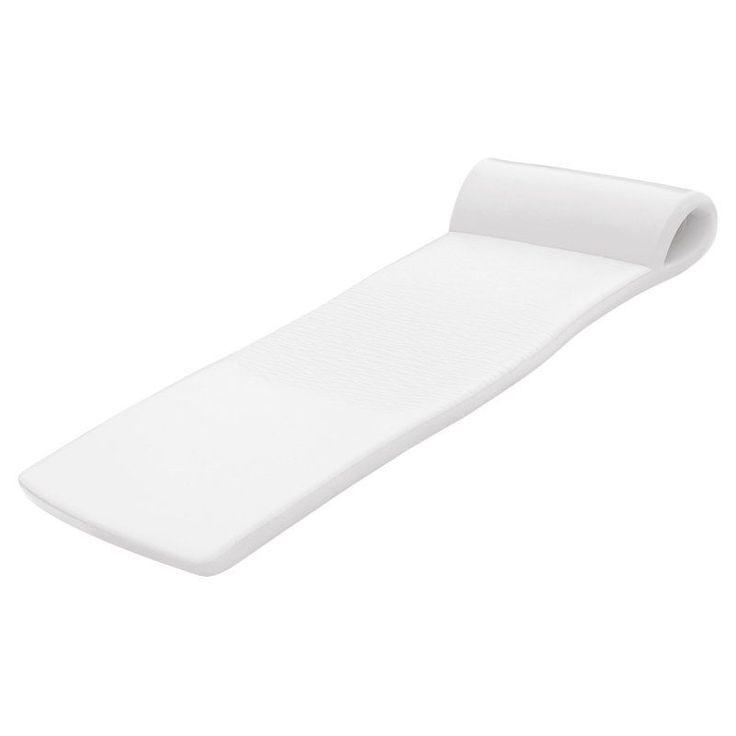 TRC Recreation Sunsation Foam Pool Float White - 8020004