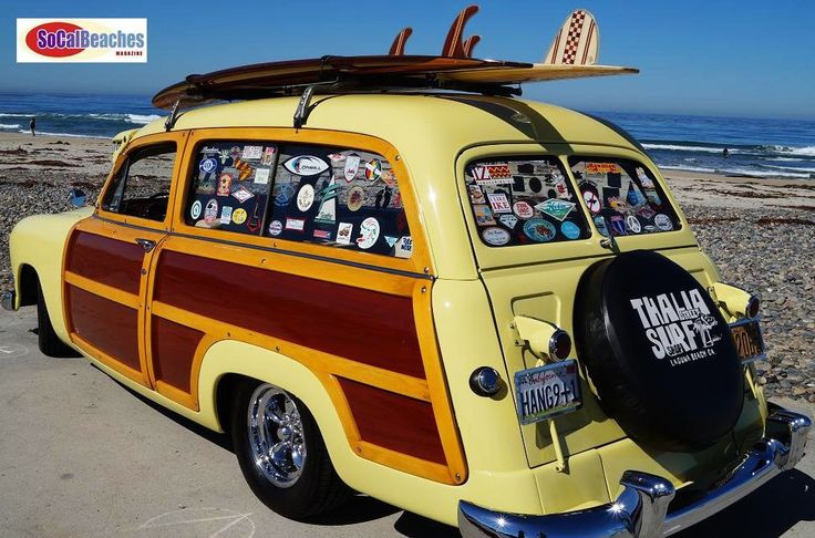 Ford Surfer Wagon...Re-Pin brought to you by #CarInsurance agents at #HouseofInsurance Eugene