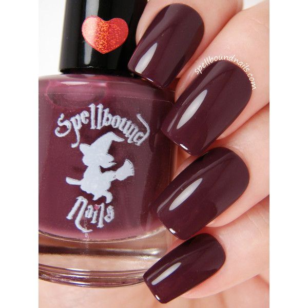 Nail Colors Burgundy: Best 25+ Burgundy Nail Polish Ideas Only On Pinterest