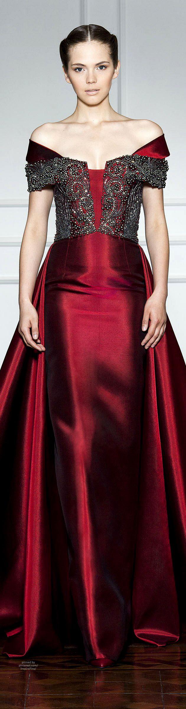 Dilek Hanif Fall-winter 2014-2015 - Couture