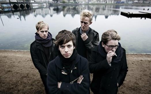 new Danish band:  Ulige Numre