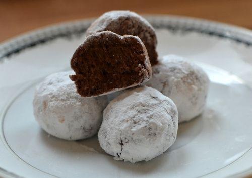 Oppskrift på brownie-proteinkuler (Bakekona)