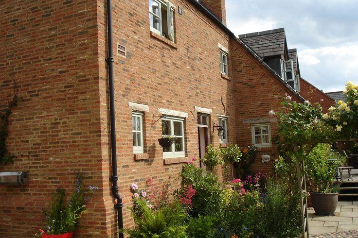 Old Clamp handmade bricks | York Handmade Bricks