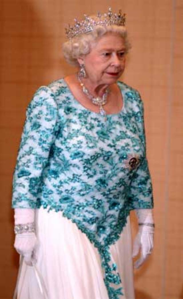 Queen Elizabeth II - | The Economic Times