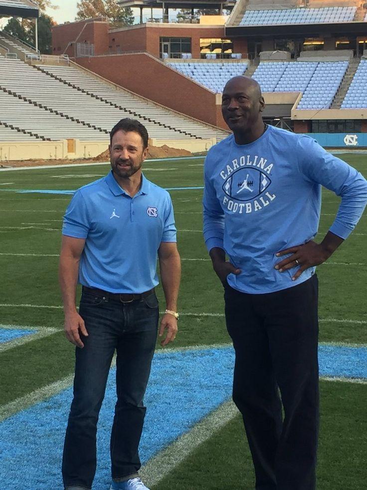 North Carolina football switches to Jordan Brand uniforms