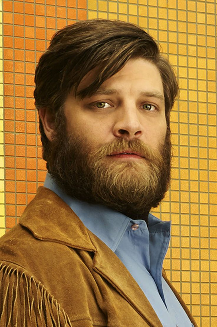 Stan Rizzo Headshot - P 2014 // Mad Men's best beard and one of the funniest guys on TV!