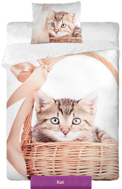 Bed linen Cat