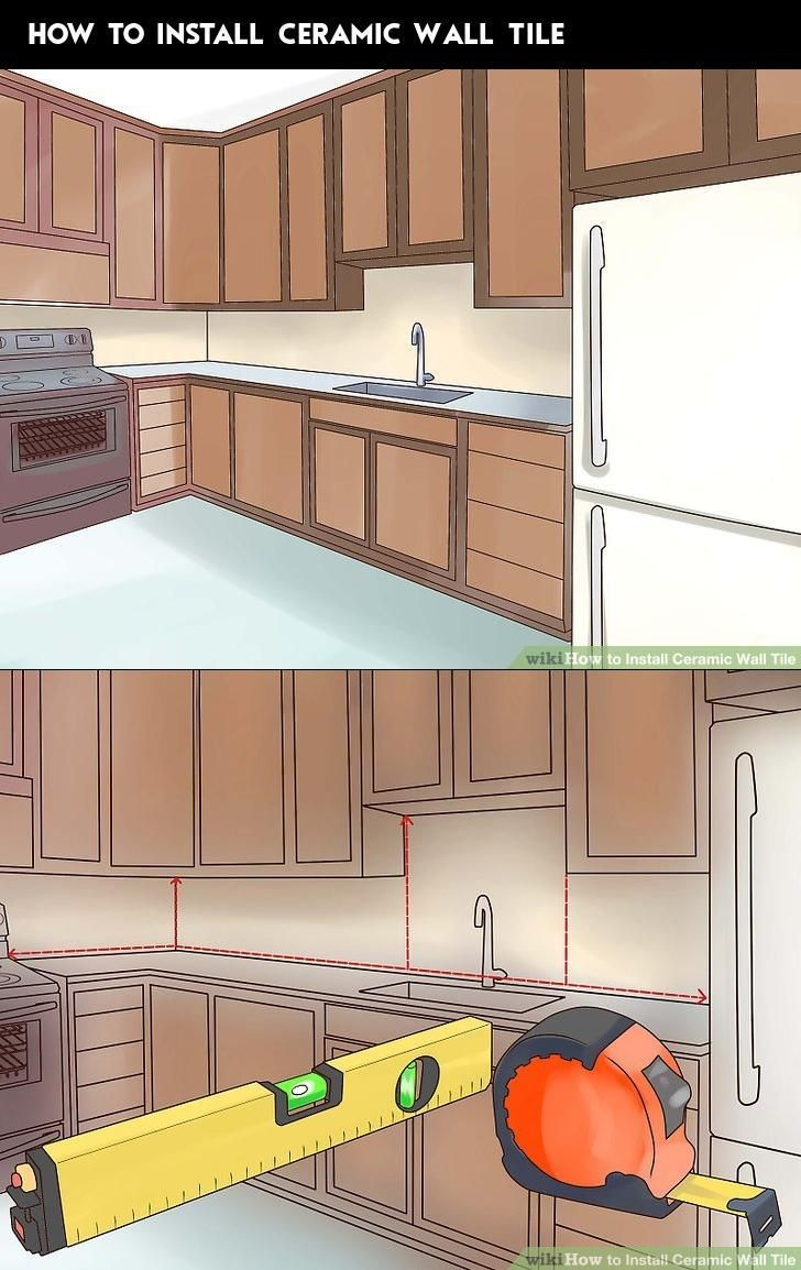 How To Install Ceramic Wall Tile Tiles