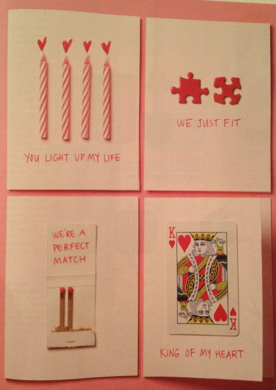DIY Valentine Cards | Eclectic Enthusiast: DIY Valentines Cards