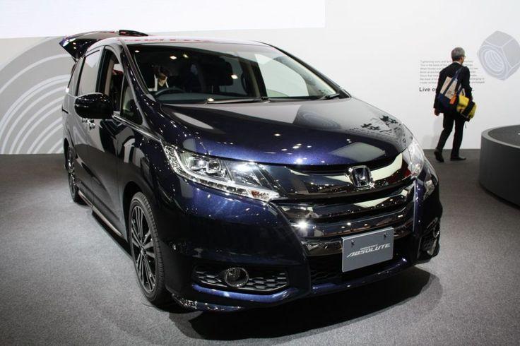 Top Honda executive confirms new Honda Odyssey for 2017- USA