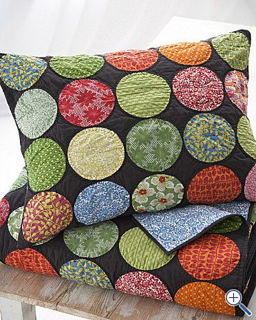 Spot cushions