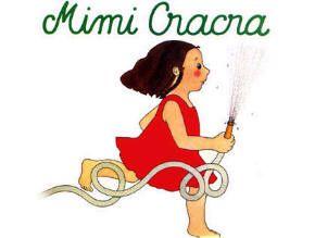 Mimi Cracra! C'était mon surnom... Parce que je  clapotais tout le temps dans la flotte...