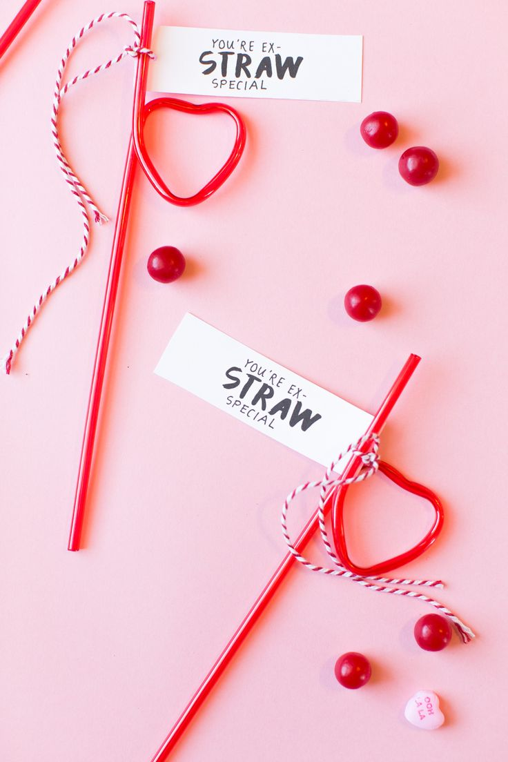 The last, but not least, in our Dollar Store Valentines series are these cute you're ex-STRAW special straws. Keep reading for the free printable to throw these together last minute! Download the printable sheet here for You're ex-STRAW Special. We found a bag of these heart straws at our local dollar store and used baking …