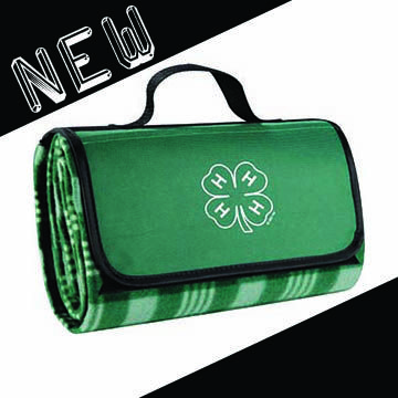Our new Park Blanket is one of our most popular items! Check it out at www.4-Hmall.org.