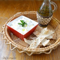 How to make your own Labneh cheese (yogurt cheese) | Chef in disguise