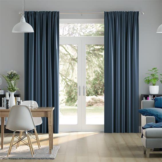Best Fine Velvet Royal Blue Curtains In 2020 Blue Curtains 400 x 300