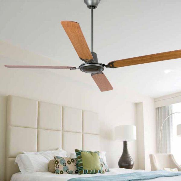 Geschmackvoller Faro Deckenventilator Malvinas In Dunkelgrau Hot Summer Inneneinrichtung Ventilatoren Ventilator Deckenventilator Wohnzimmer Inspiration