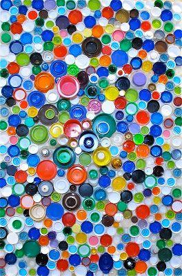 upcycled wall art