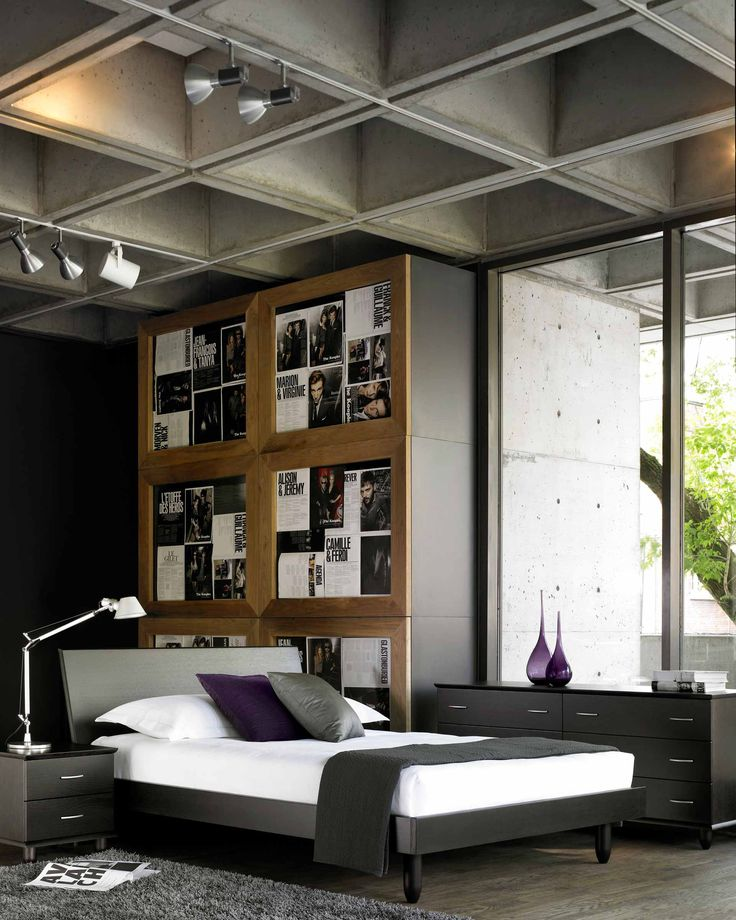 Contempora Bedroom Collection by Mobican, made in Quebec