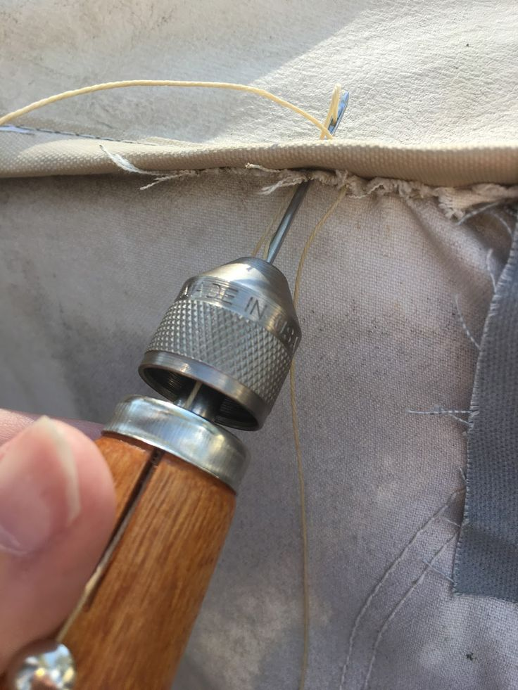 How To Repair Torn Canvas On A Pop Up Camper Southern