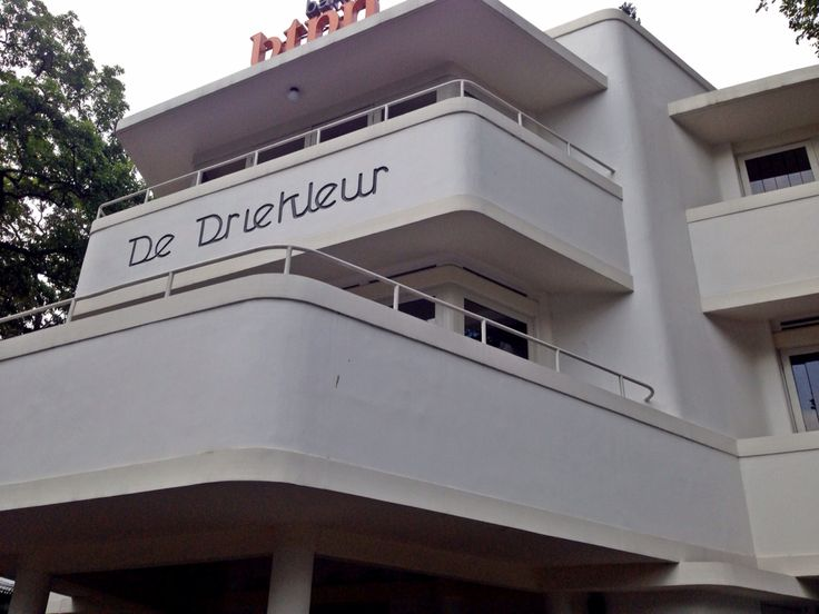 de driekleur, bandung art deco heritage  always have bonding attact to this beautiful bulding