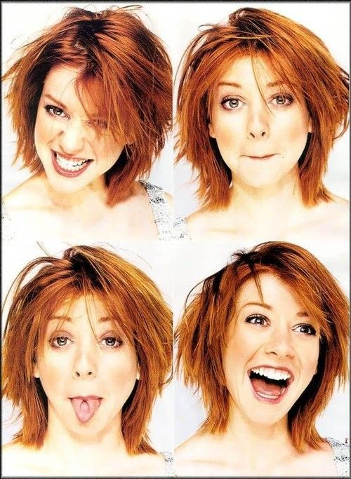 Alyson Hannigan (Willow)