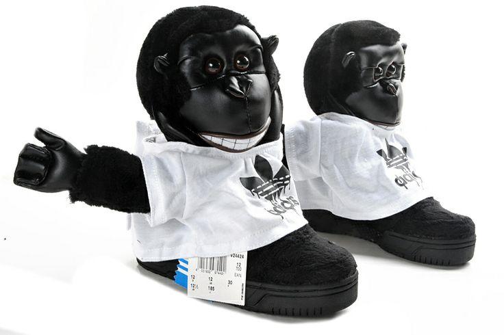 jeremy scott gorilla