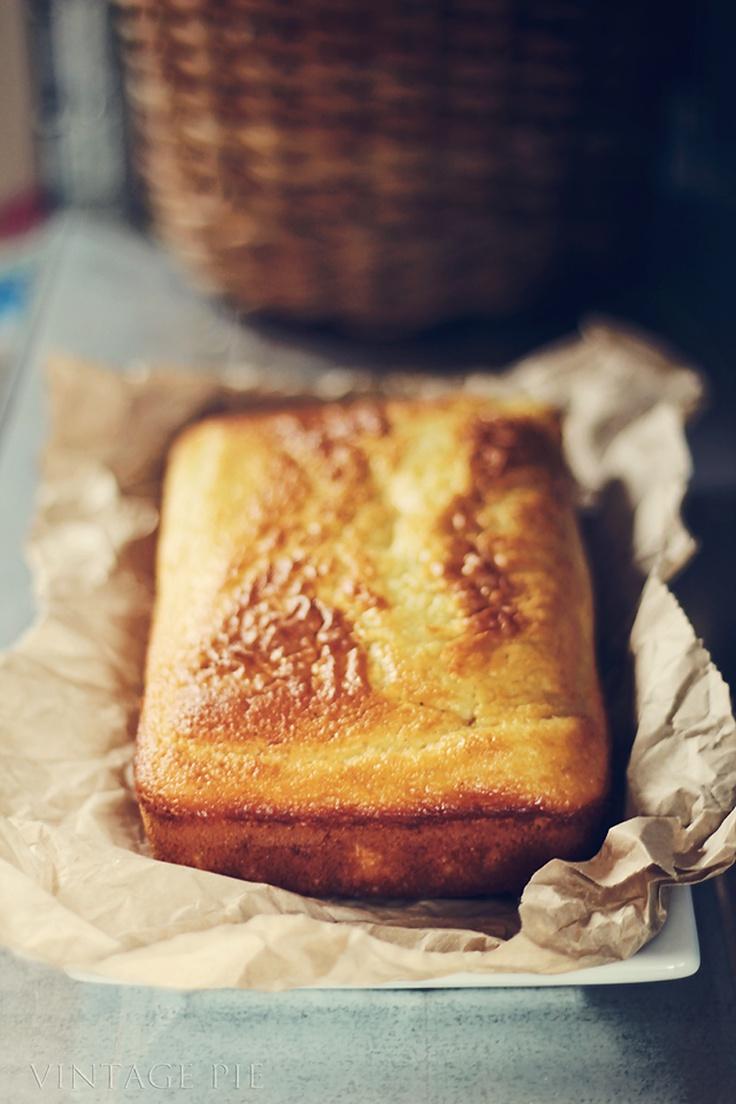 Eggnog Pound Cake | pound cake | Pinterest