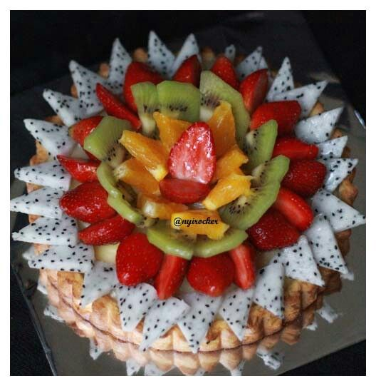 Pie Vla Buah