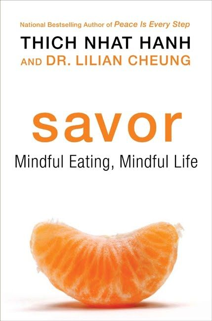 This book is the unlikely combination of the teachings of a Buddhist monk and the insights of a Harvard nutritionist. How often can you find spirituality and medical science so intricately intertwined?